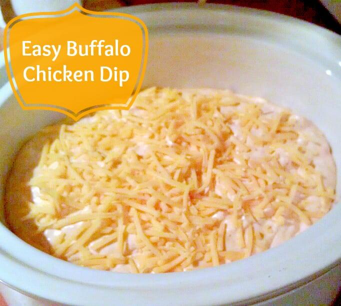 Easy_Buffalo_Chicken_Dip