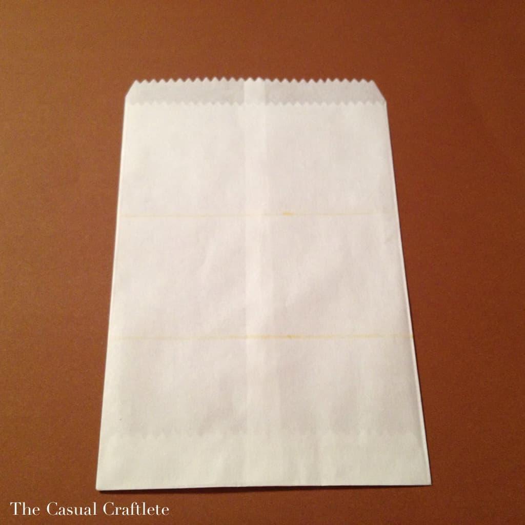How to DIY Halloween Treat Bags