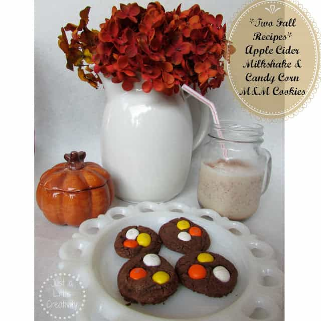 m&m and apple cider recipes #shop