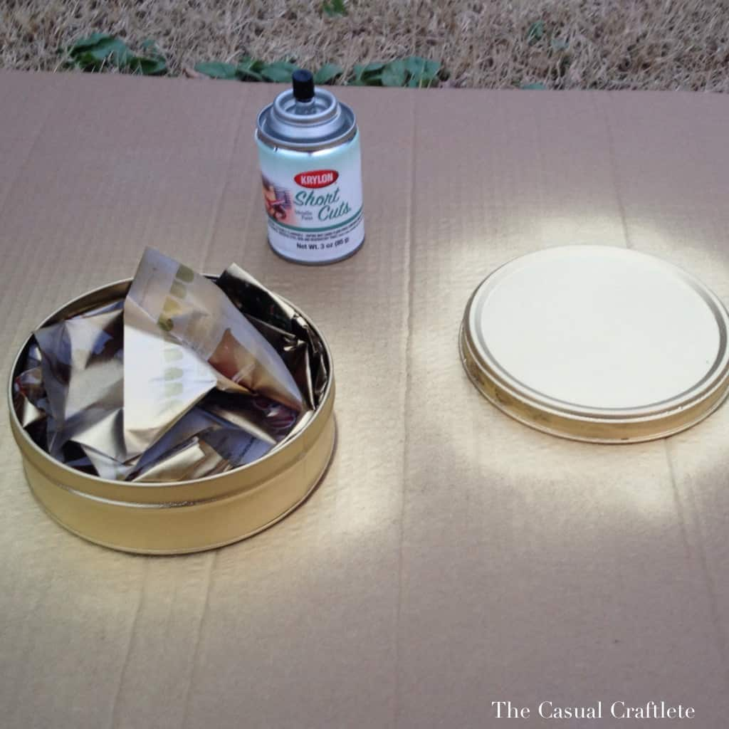 Krylon Short Cuts Metallic Paint