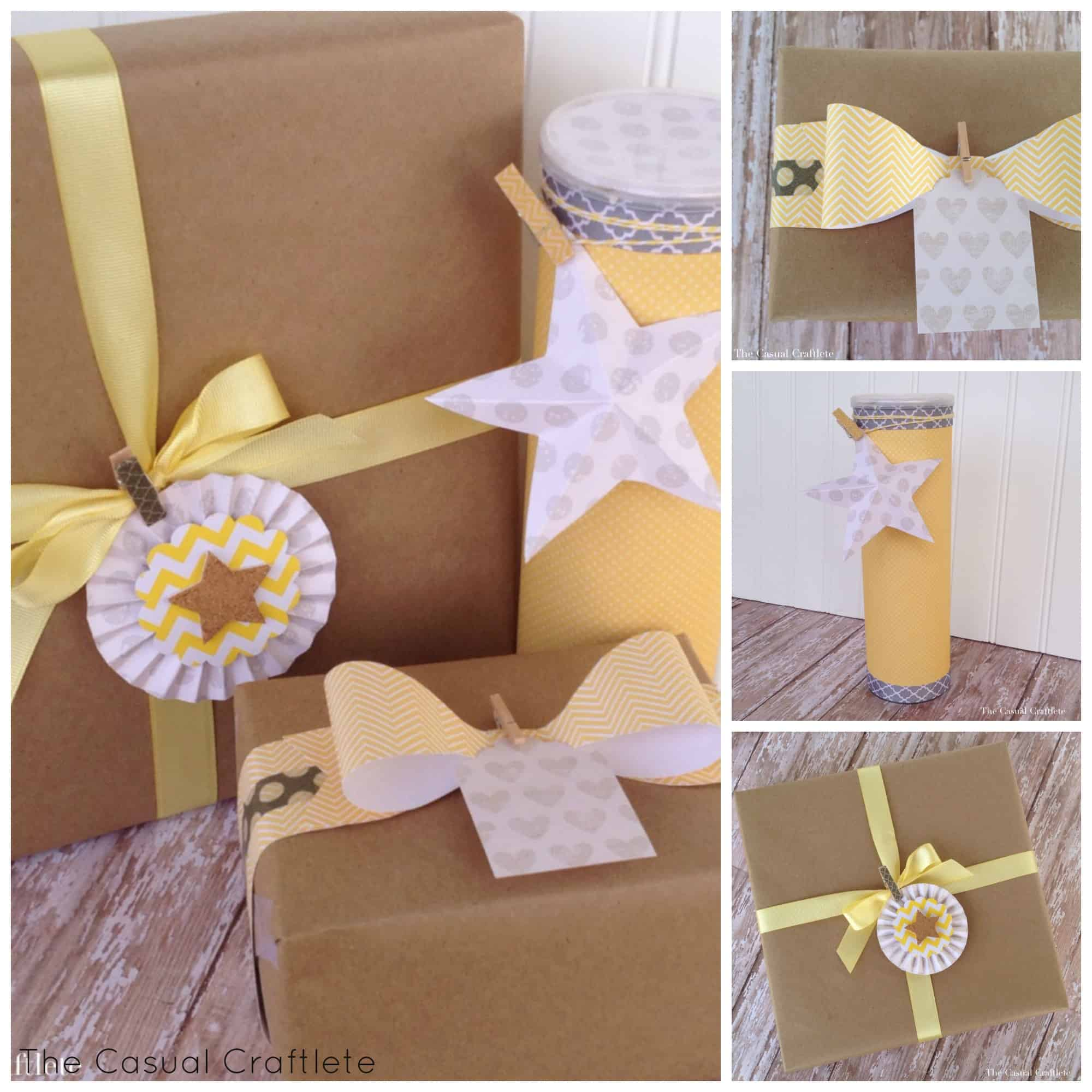 Unique Baby Gift Wrapping Paper Gift Ideas