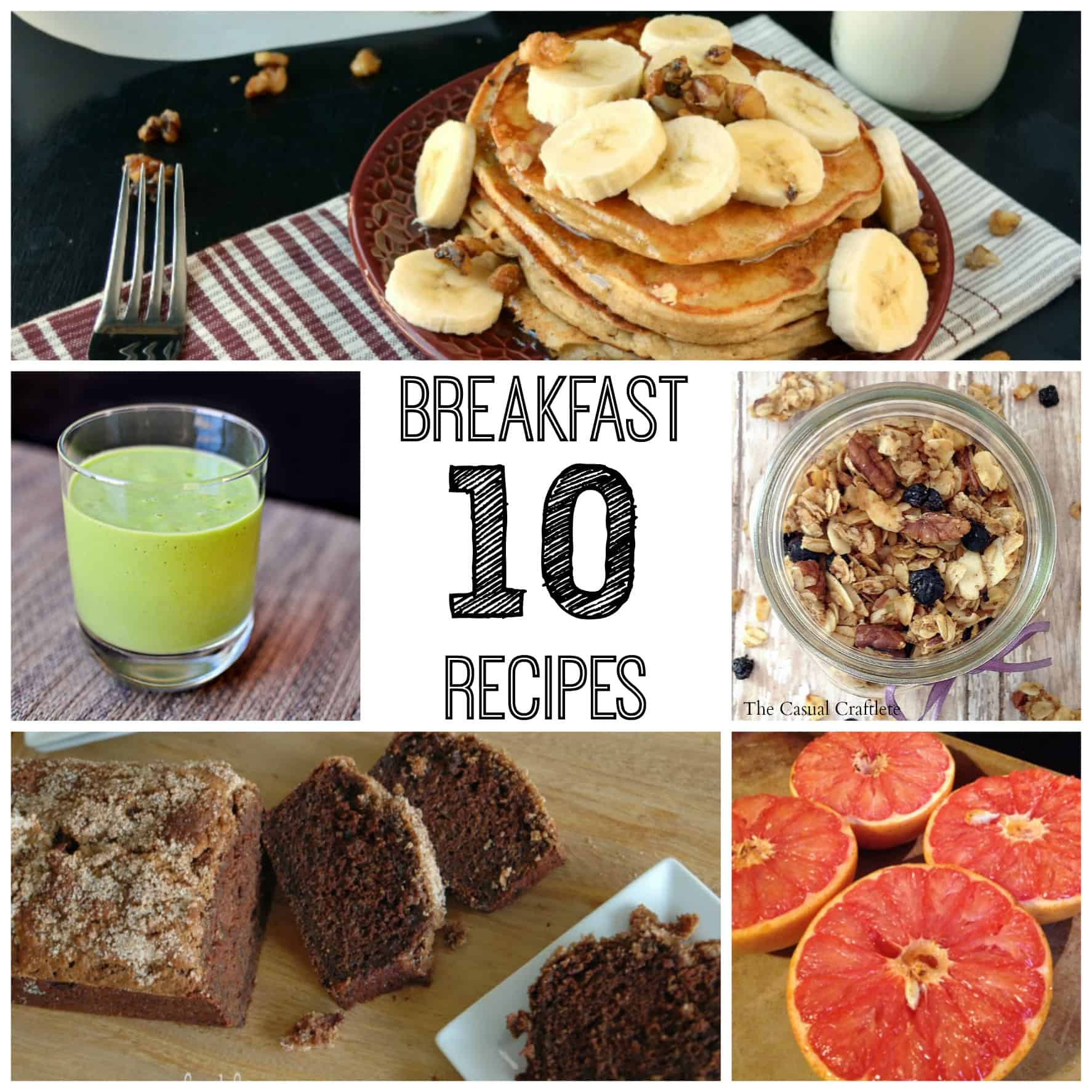 10 Breakfast Recipes