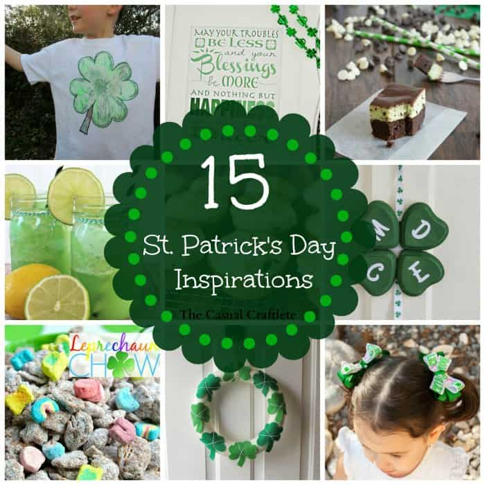 15 St. Patrick's Day Inspirations