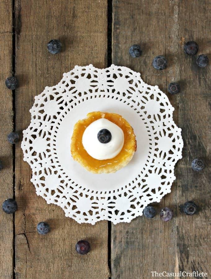 Mini Lemon Tart Recipe