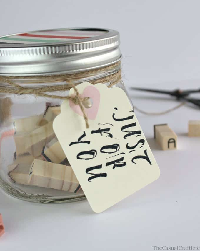 Easy Teacher Gift Ideas by www.thecasualcraftlete.com