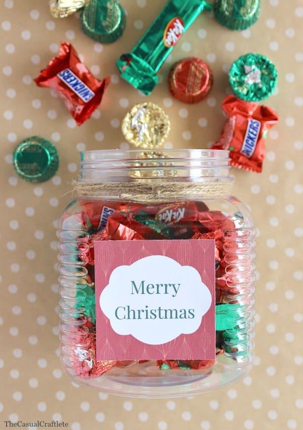 Free Merry Christmas Printables