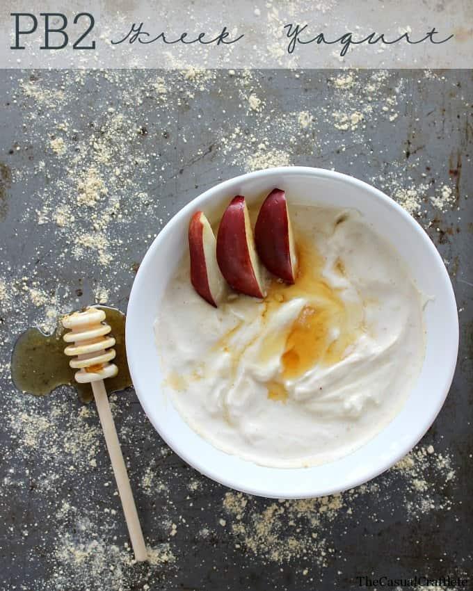 Healthy-and-Quick-PB2-Greek-Yogurt-