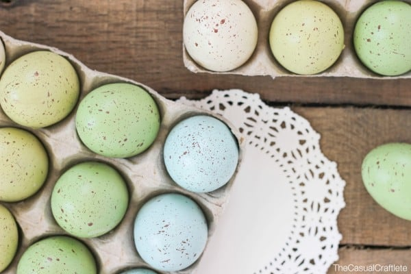 Easy Easter Egg Decor