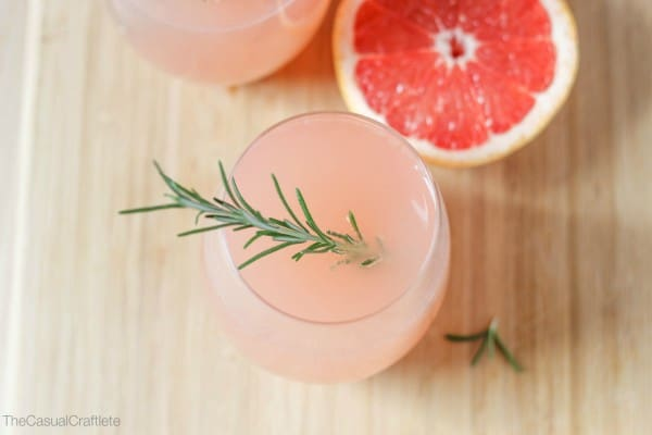 Grapefruit and Rosemary
