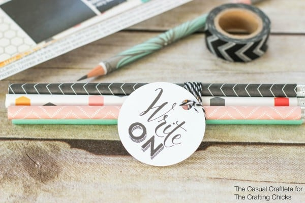 Teacher's Gift with free printable