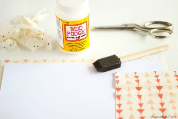 How to make fabric tassel bookmarks