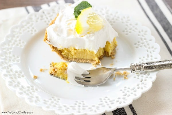 Best ever lemon pie recipe