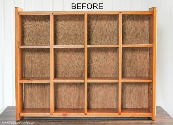 Transform A Garage Or Yard Find Into Pottery Barn Inspired Piece Of Furniture