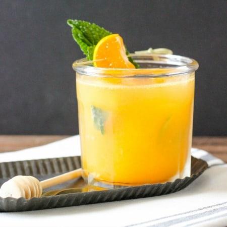 Honey Tangerine Sparkler