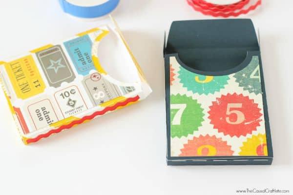 Easy to make crayon box