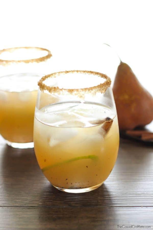Vanilla Pear Bourbon
