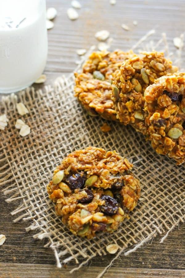 Easy Breakfast Cookie Recipe