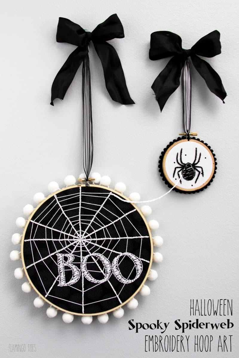 Halloween-Spooky-Spiderweb-Hoop-Art