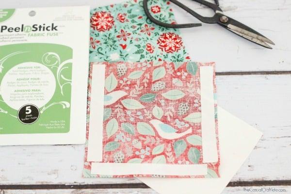 Easy to make fabric bag