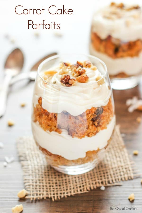 best carrot cake recipe in the world carrot cake parfaits 1655
