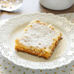 featured image - Gooey Butter Cake