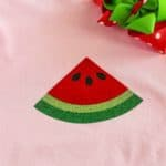 featured image - watermelon shirt