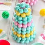 featured image - gumball centerpiece