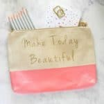 featured image - zipper pouch