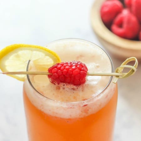 Raspberry Ginger Beer