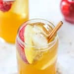 featured image caramel apple moscow mule