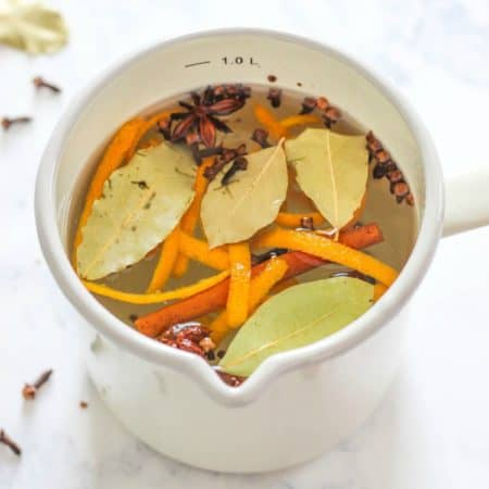 Fall Simmering Stove Top Potpourri