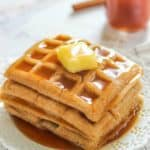 featured image - waffles