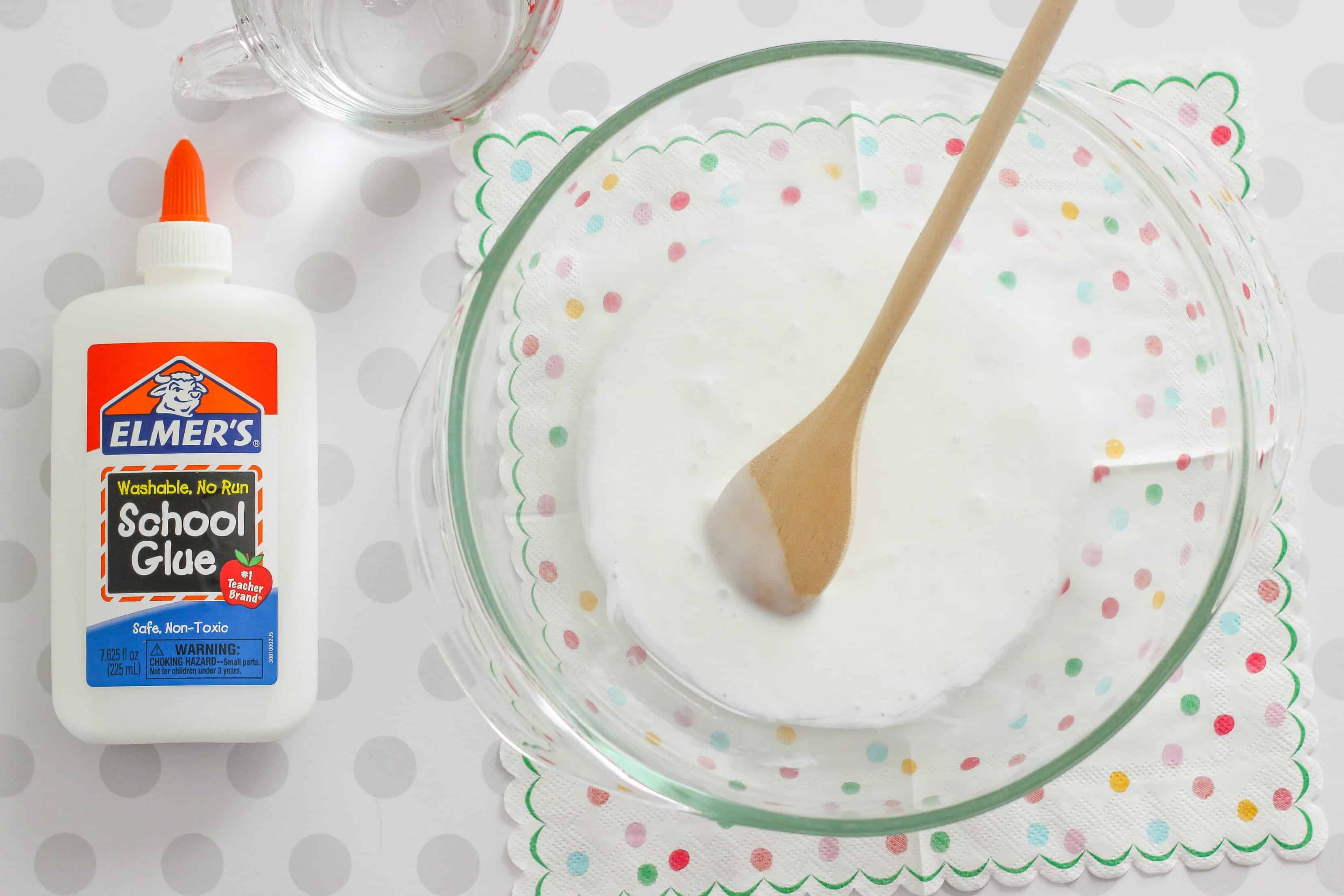 Create cute Ice Cream Sundae Slime with a fun texture from foam micro beads. This non-edible slime recipe is easy to make and kids have so much fun playing.