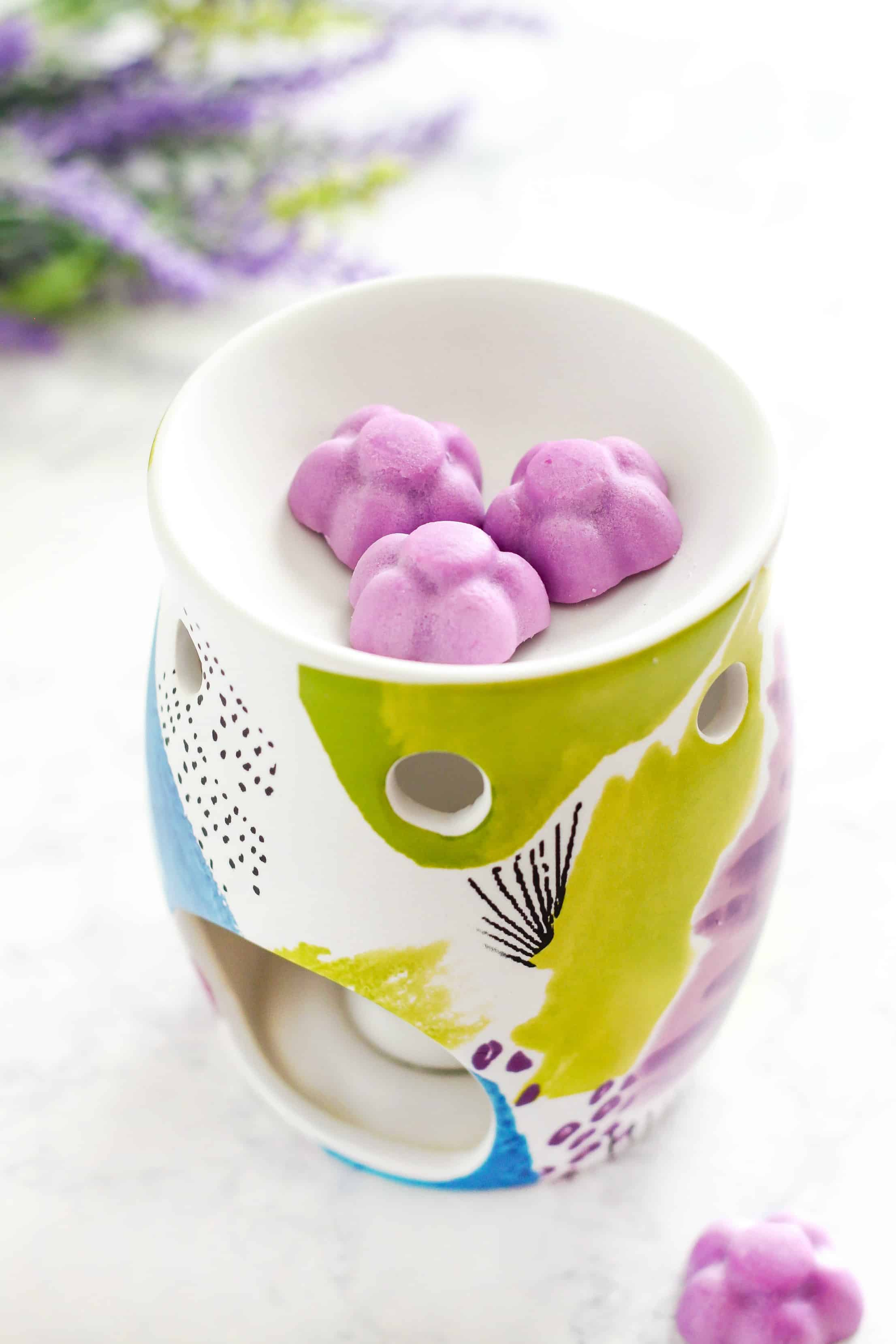 How To Make Scented Wax Melts