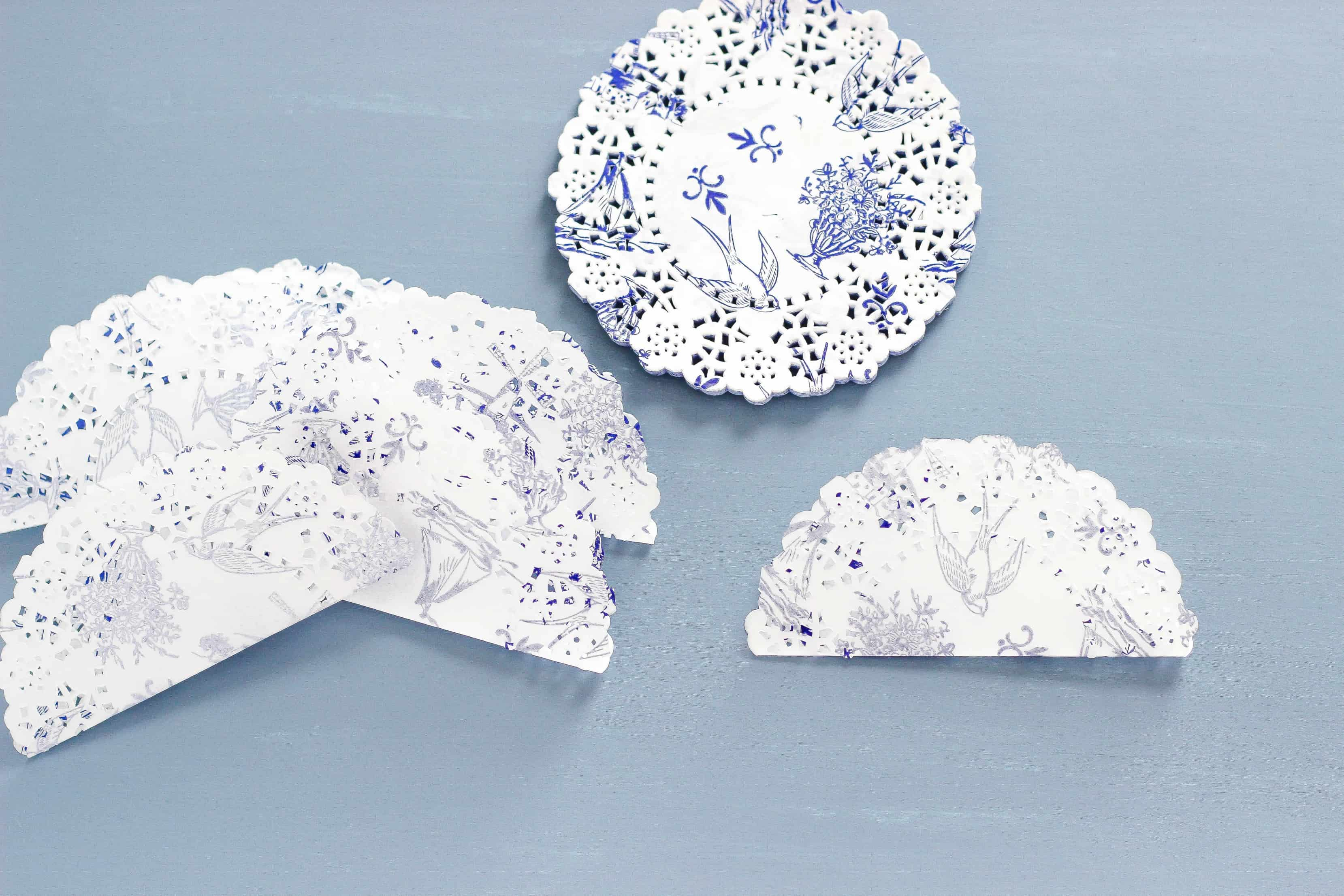 Paper Doily Star