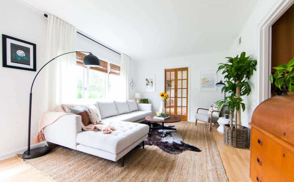 Modern Design Living Room 2 Amazing Decoration