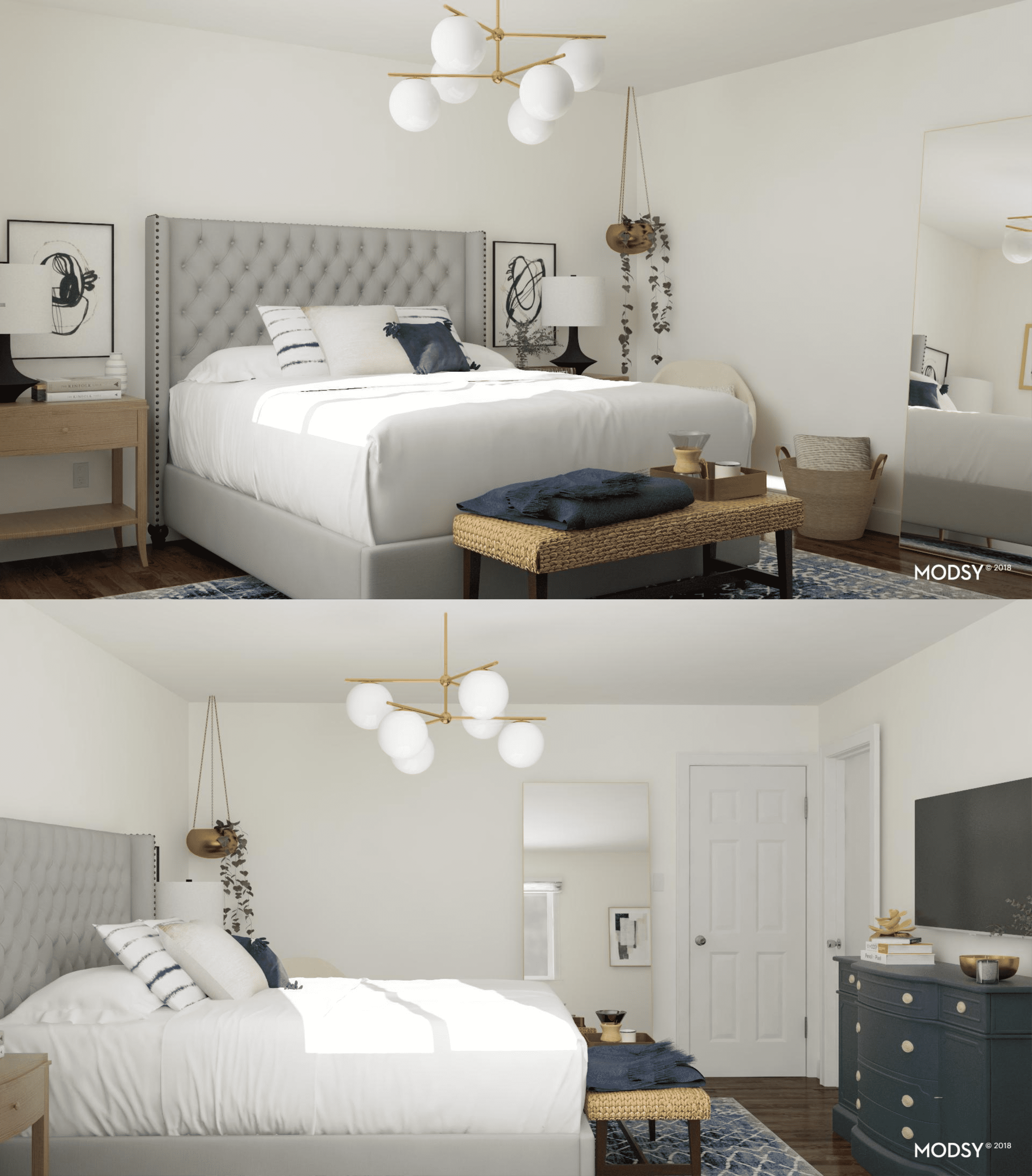 How To Get A Blissful Bedroom With Design Plans With This Easy To Use 3D  Visualization